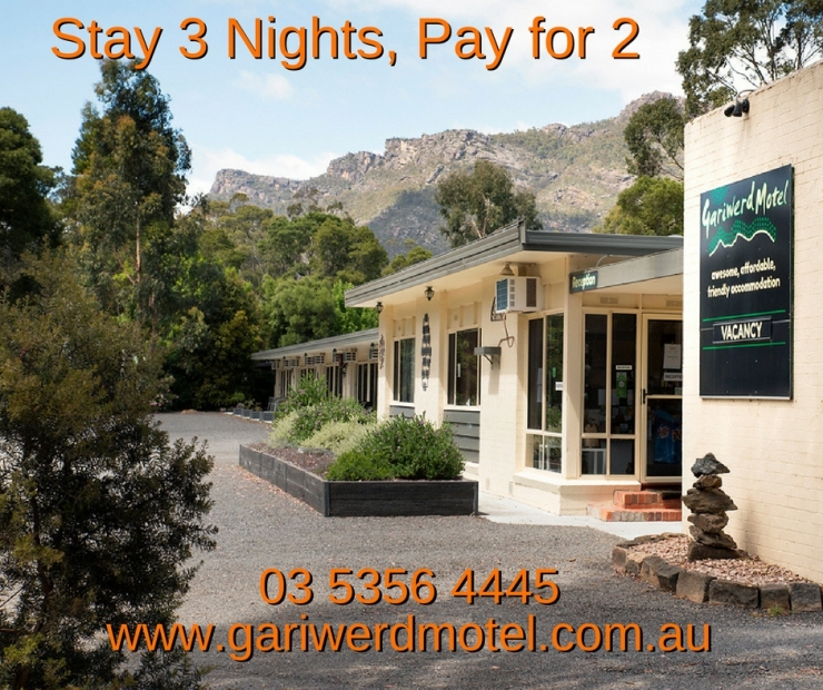 Stay 3 NightPay for 2
